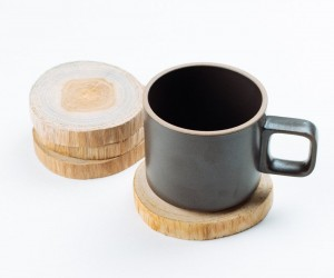 Taekwood Coasters