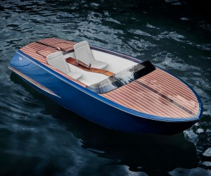 Tahoe-14 Electric Boat