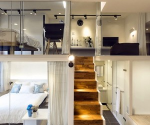 Taipei Apartment by LeesDesign