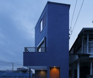 Takatsu House by Mukaiyama Architects