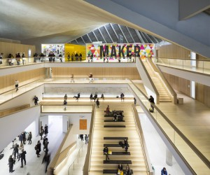 Take a look inside Londons New Design Museum
