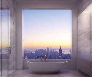 Take a look inside the 95 Million New York City Penthouse