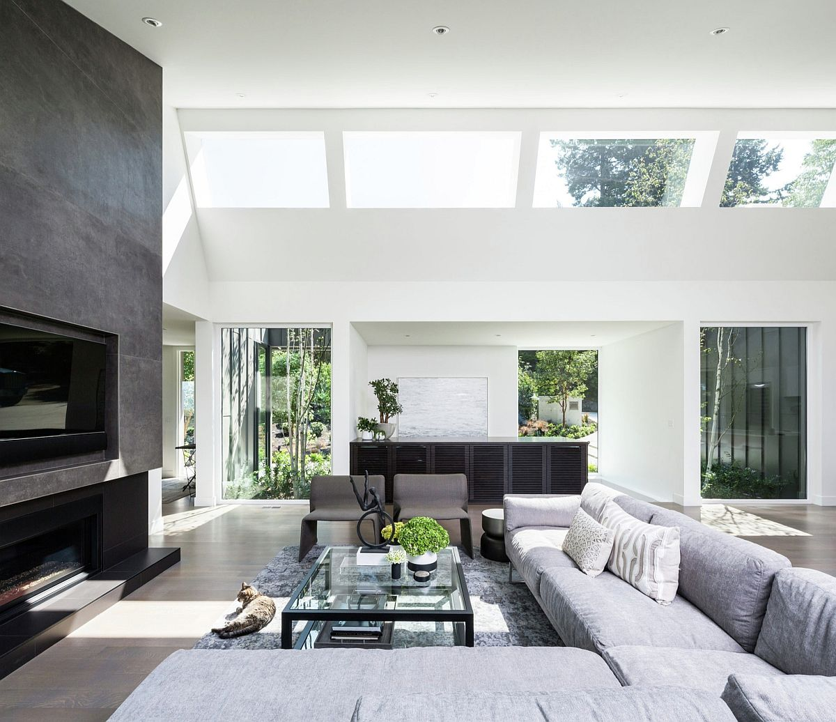 Taking in the View: Lovely Vancouver Home Extends its Living Space ...