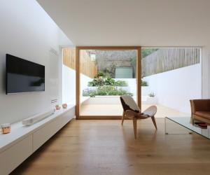 Tamir Addadi extends Victorian House in London