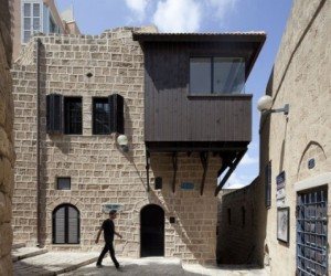 Tapestries of time and architecture: amazing house transformation in Israel