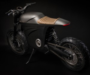 Tarforms Handcrafted Electric Motorcycles