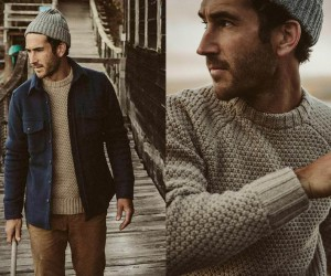 Taylor Stitch Fisherman Sweater