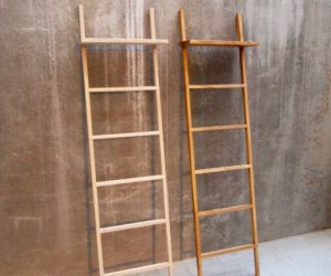 TB.4 Minimal Clothes ladder With  Without Shelf By Tidyboy