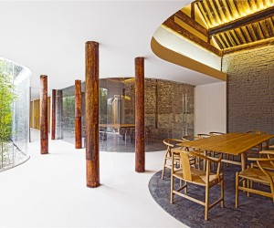 Tea House in Hutong by archstudio