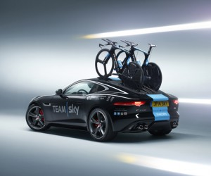 Team Sky Jaguar F-TYPE Coup