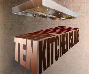 Ten Kitchen Islands To Inspire: From Elegant To Extreme