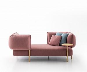 Tender | Modular Sofa System by Patricia Urquiola for Moroso