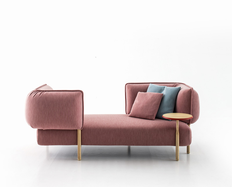 tender modular sofa system by patricia urquiola for moroso. Black Bedroom Furniture Sets. Home Design Ideas