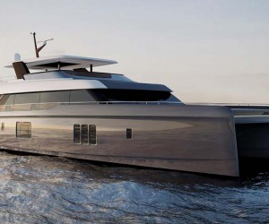 Tennis superstar Rafael Nadal orders Sunreef 80 Power yacht