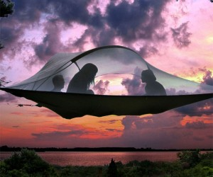 Tentsile Tree Tents Bring Camping To A New Level