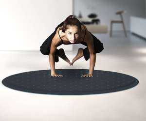 TERA: A Modern Rug and Interactive Exercise Mat