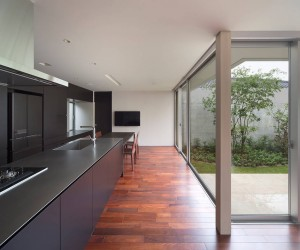 Terrace House by Atelier Square