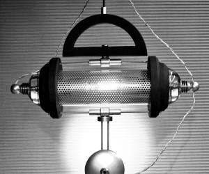tesalgraff  new lamp designs by art donovan