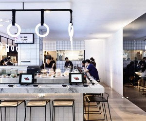 Tetsujin Emporium by EAT Architecture, Melbourne