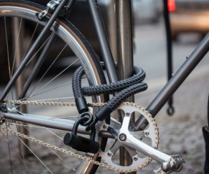 Tex-Lock: Textile Bike Lock