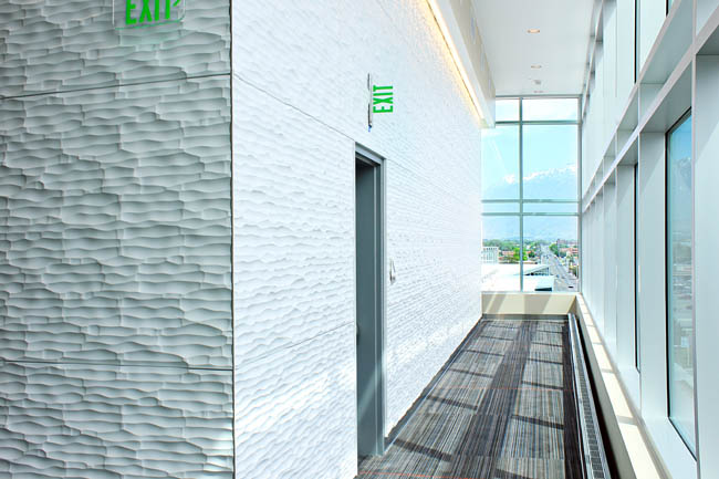 Texture Turning Corners Textured Panels By Soelberg