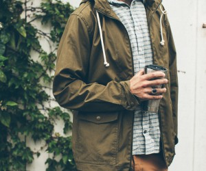 The 13 Coolest Waxed Canvas Jackets for Men