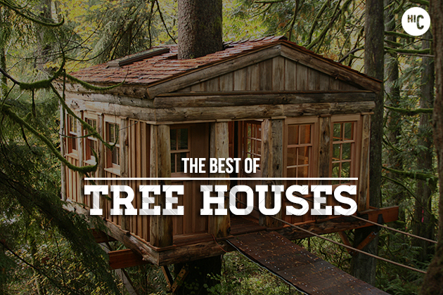 The 18 Best Treehouses Ever