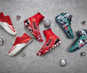 The 2014 Nike Basketball Christmas Collection