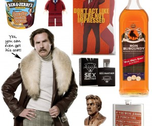 The 25 Classiest Ron Burgundy Products