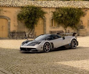 The 2.5 Million Pagani Huayra BC Supercar