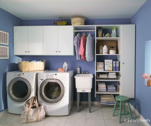 The 3 S's of an Efficient Laundry Room Layout
