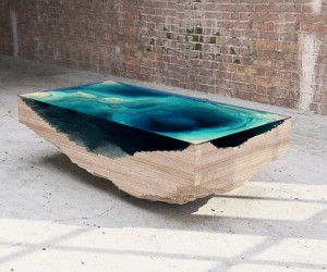 The Abyss Table: Exploring the Depths of Great Design