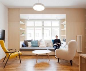 The Apartment for Pemek by Atelier 111 Architekti