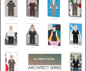 The Architect Collection by Plasticgod.