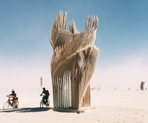 The Art of Burning Man: 22 Works of Flaming Fantasy