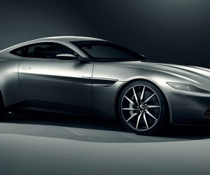 The Aston Martin DB10 Is James Bonds New Car In Spectre