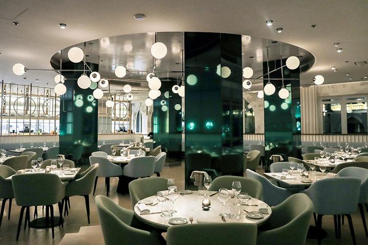 The atlantic dubai restaurant by design group eleven
