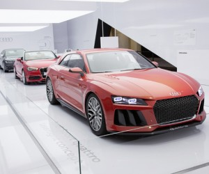 The Audi Sport Quattro | Concept Car