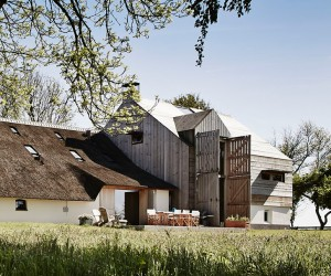 The Barns by Sander Architecten