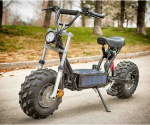 The Beast | Electric Off-Road Scooter