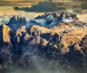 The Beauty of Dolomite Mountains by Mikoaj Gospodarek