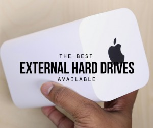 The Best External Hard Drives