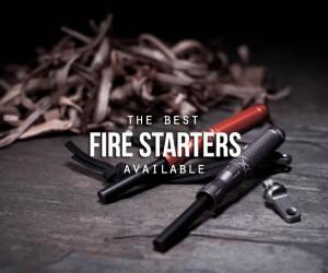 The Best Fire Starters