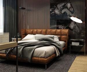 The Best Masculine Bedrooms