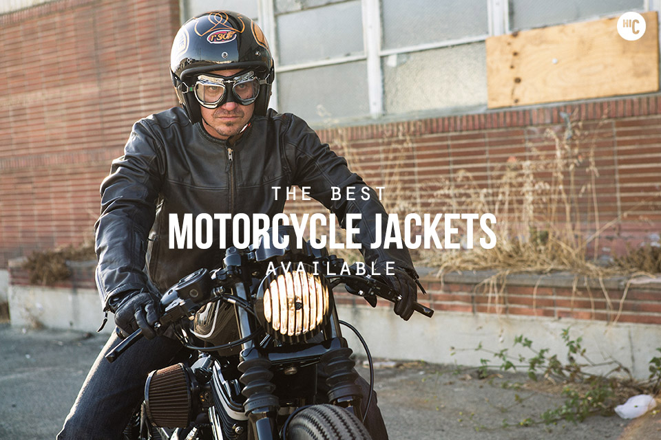 Cool Motorcycle Jackets