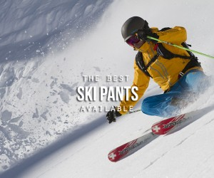 The Best Ski Pants