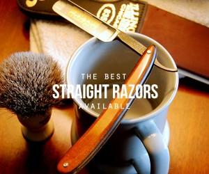 The Best Straight Razors