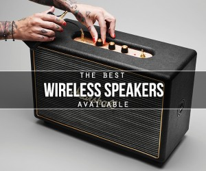 The Best Wireless Speakers