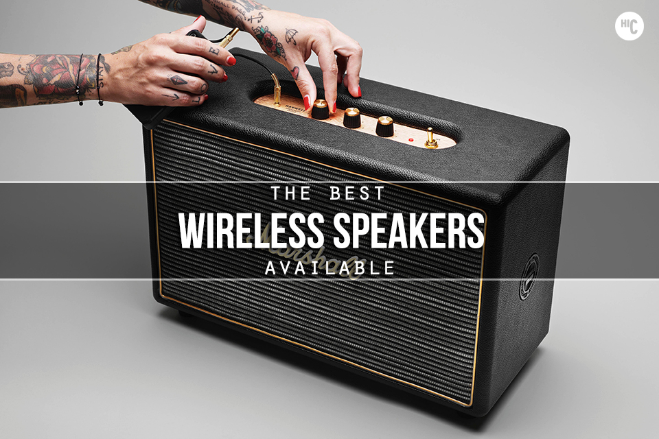 The Best Wireless Speakers