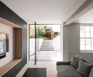 The Bevel Extension by YARD architects